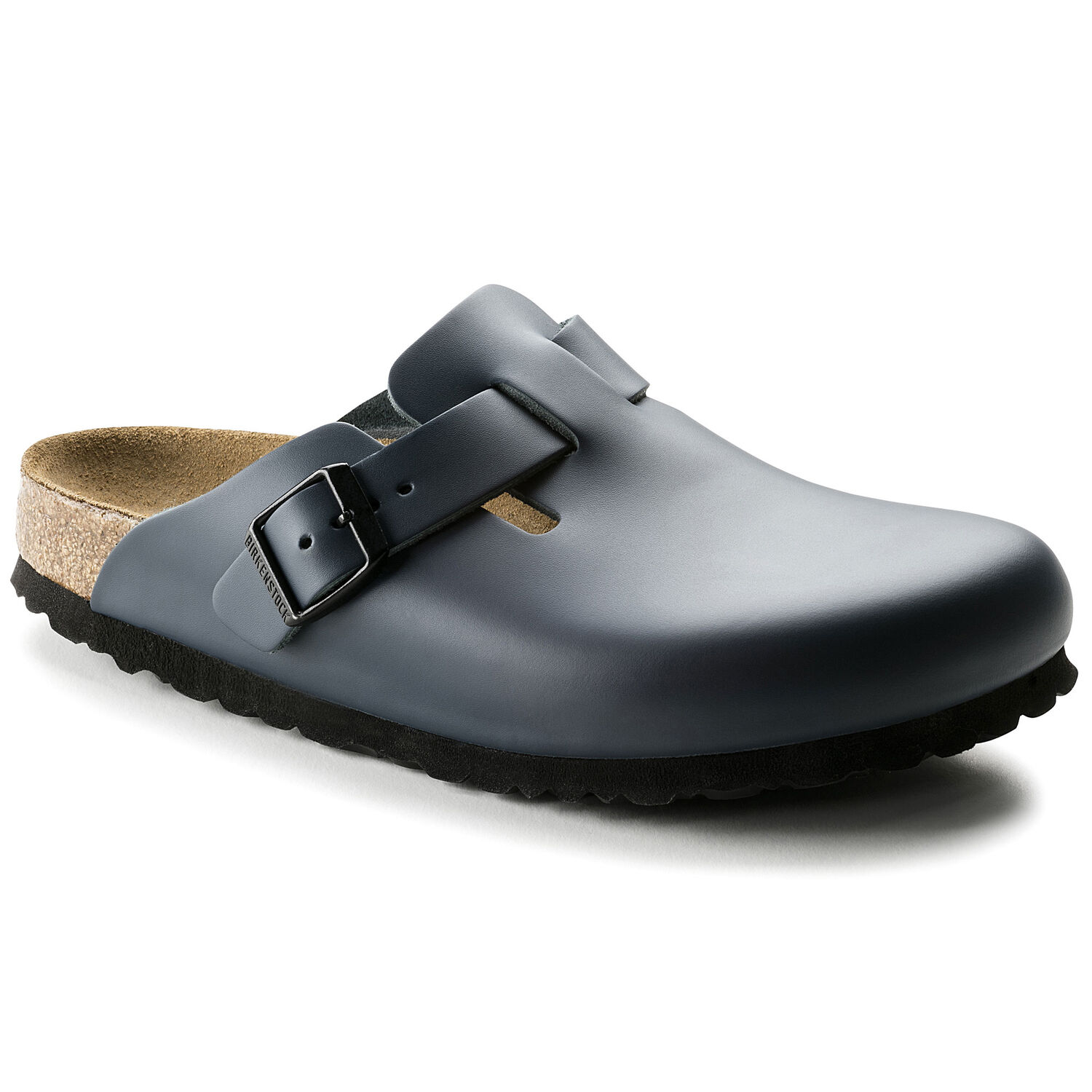 unisex black on boston men clogs birkenstock kitchen footwear women shoes chefs itm slip main