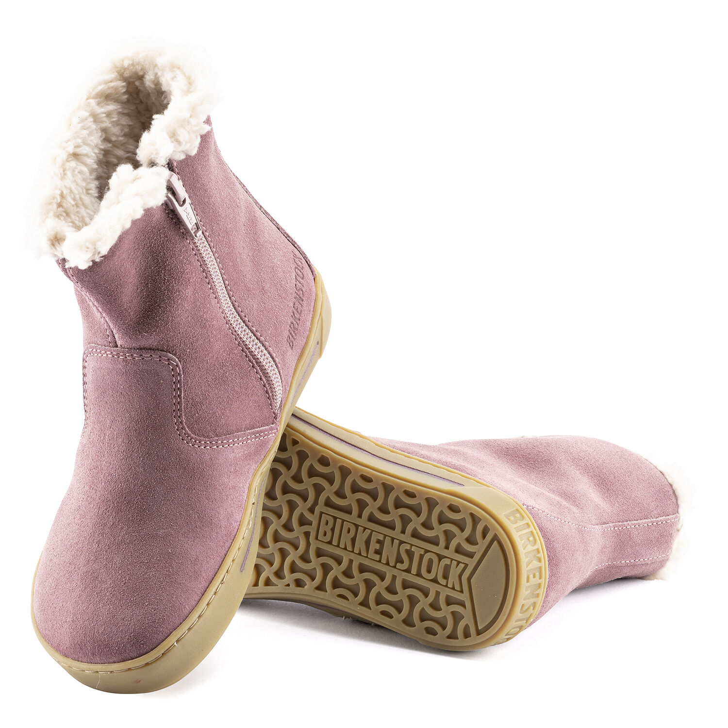 Lille Kids Suede Leather