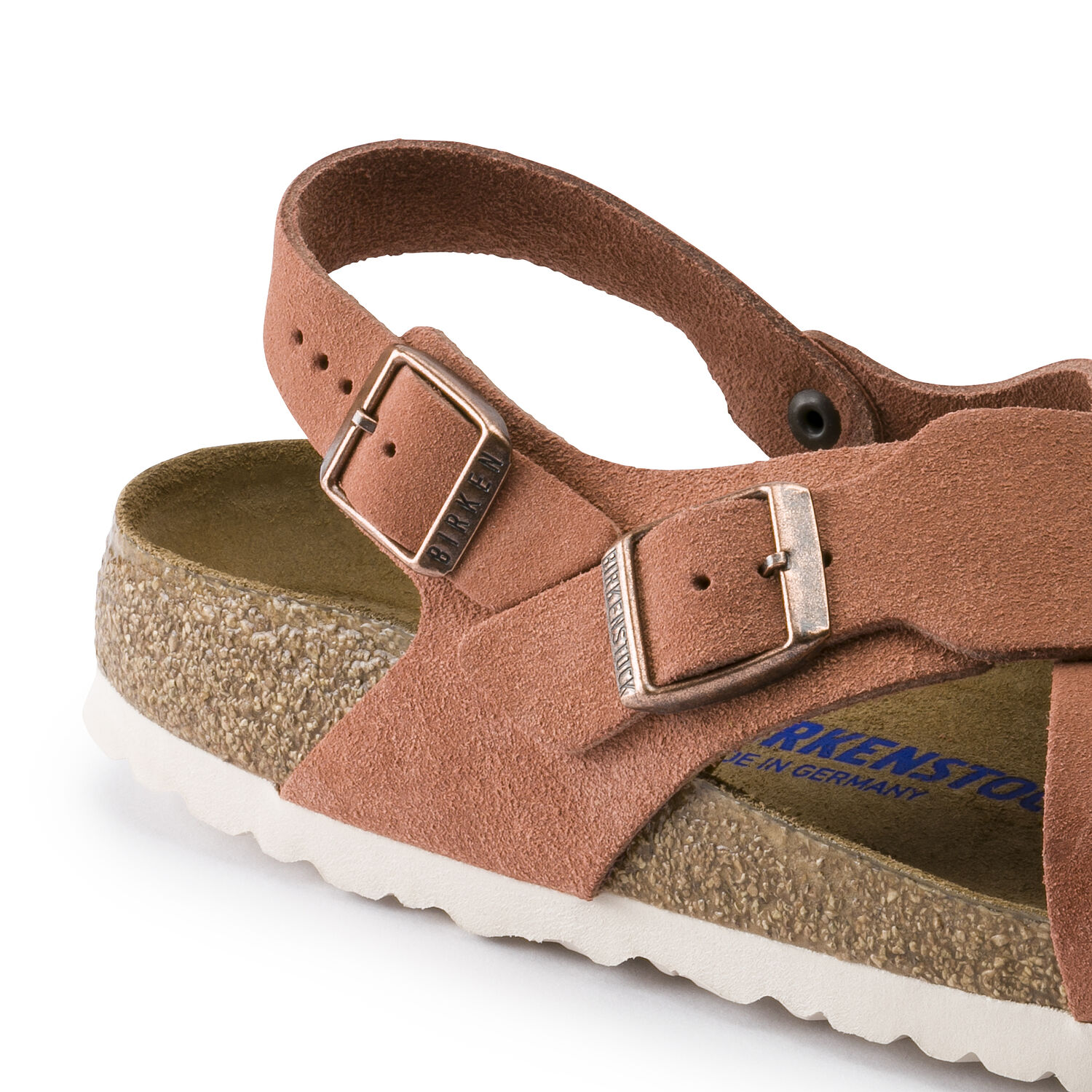 Tulum Suede Leather