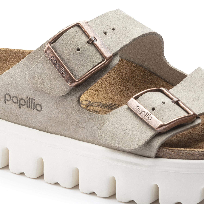 Arizona Platform Suede Leather