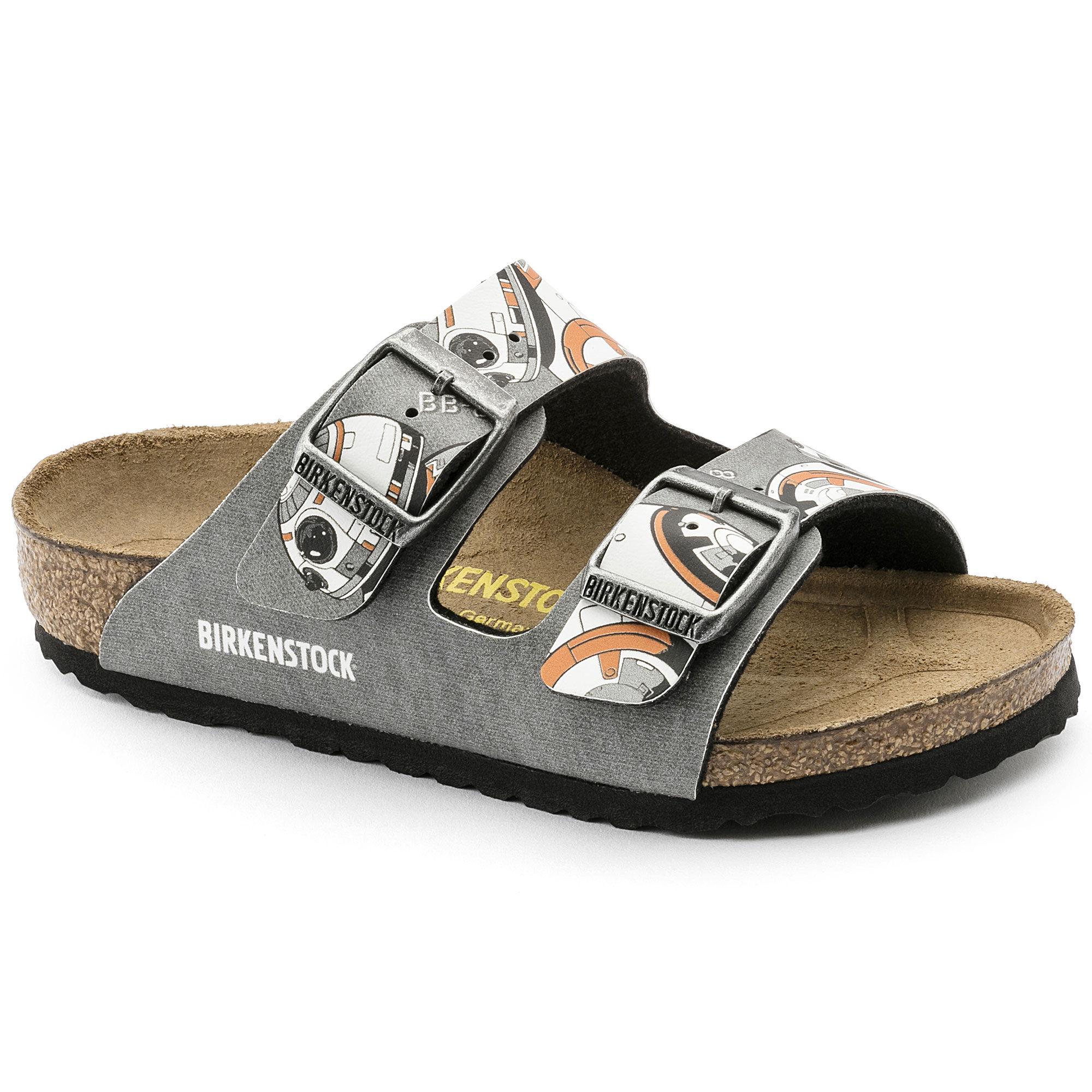Birkenstock Pantolette Arizona city camo gray BF Gr. 26 - 34 1003329k aIY1yizbel