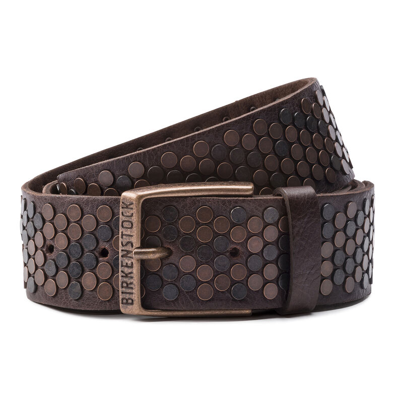 Cincinnati Belt Dark Brown