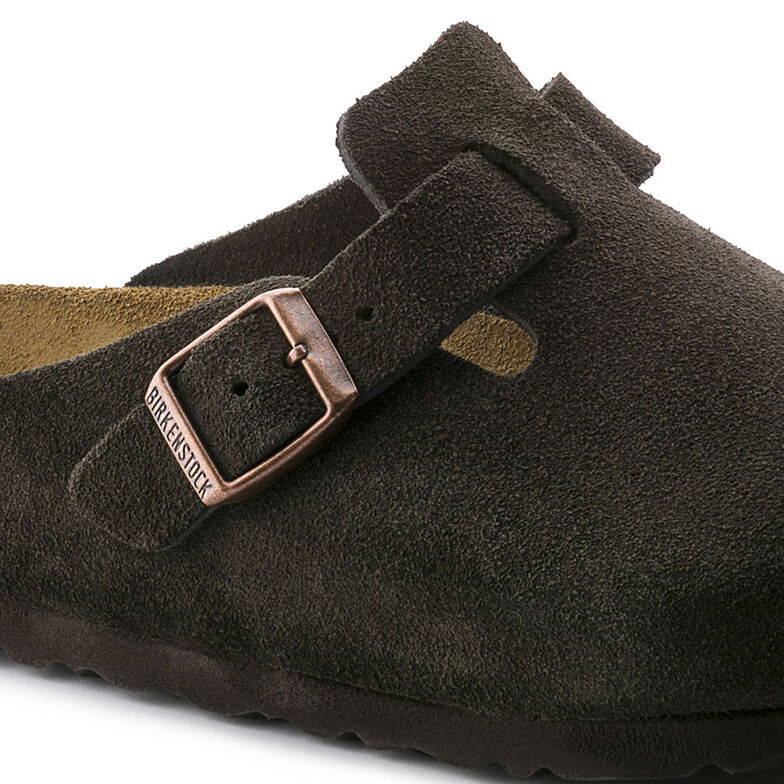 Boston Suede Leather