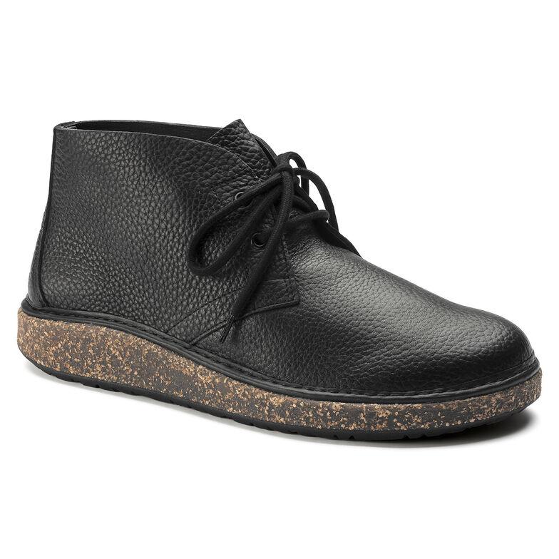 Milton Natural Leather Black
