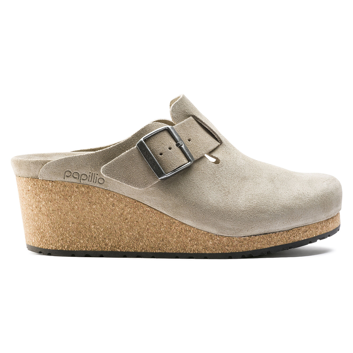 Fanny Suede Leather