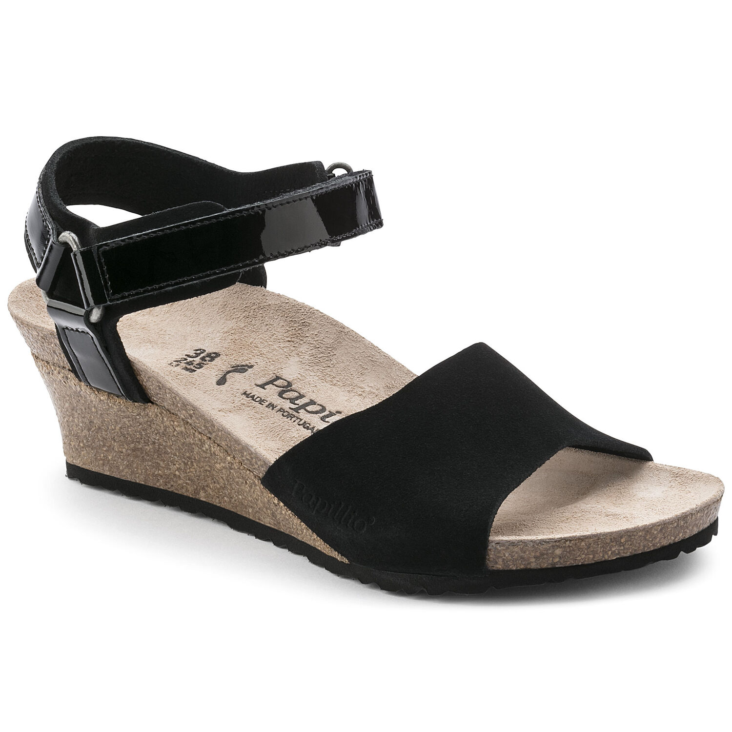 Eve Suede Leather/PVC