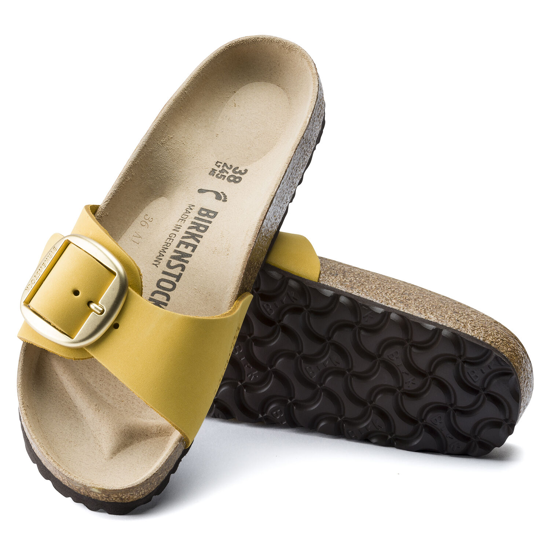 Madrid Nubuck Leather