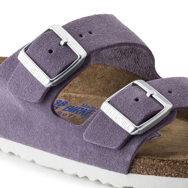 Arizona Suede Leather Lavender