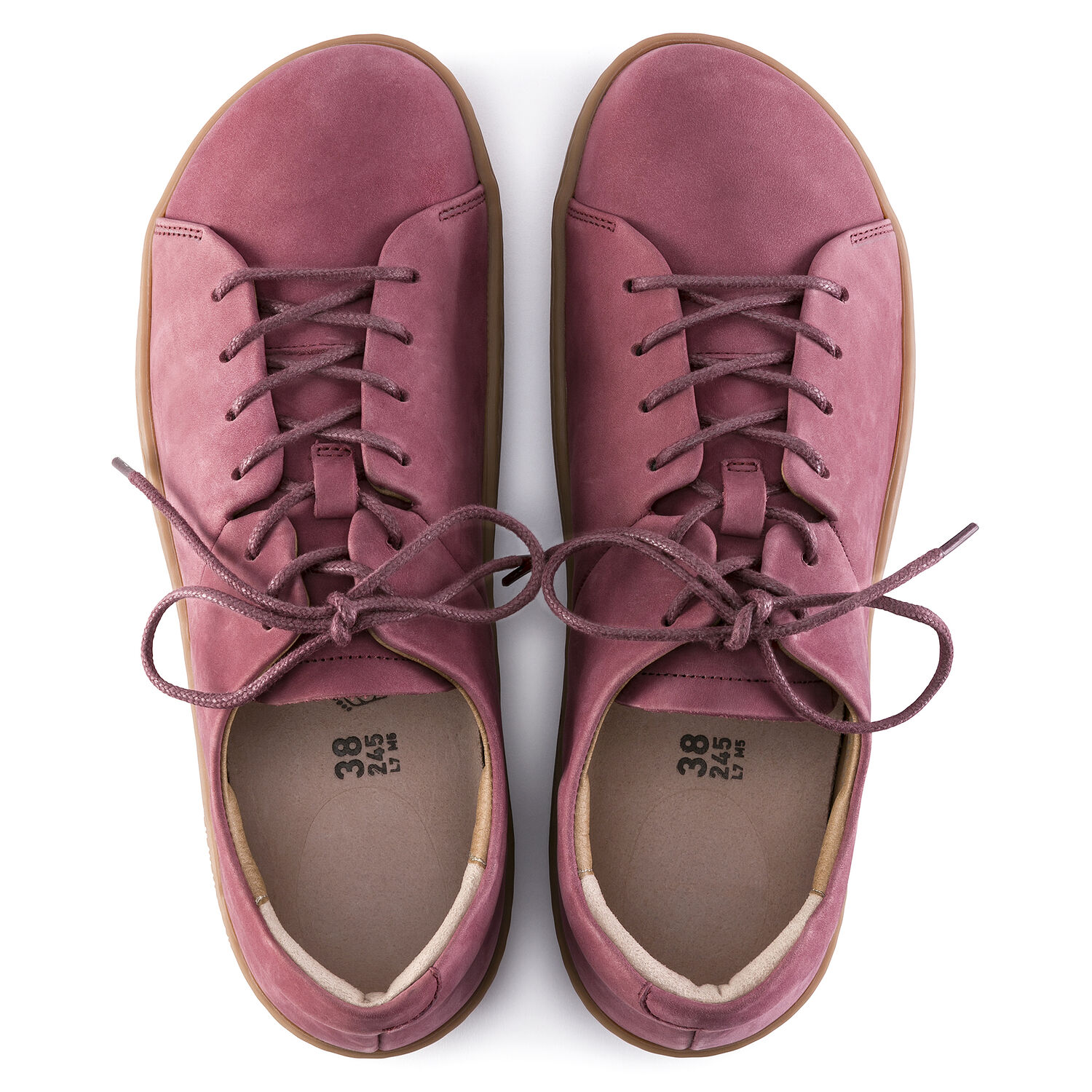 Albany Nubuck Leather