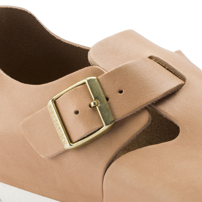 London Natural Leather Nude