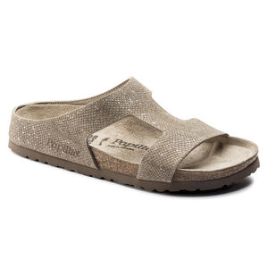 Charlize Suede Embossed