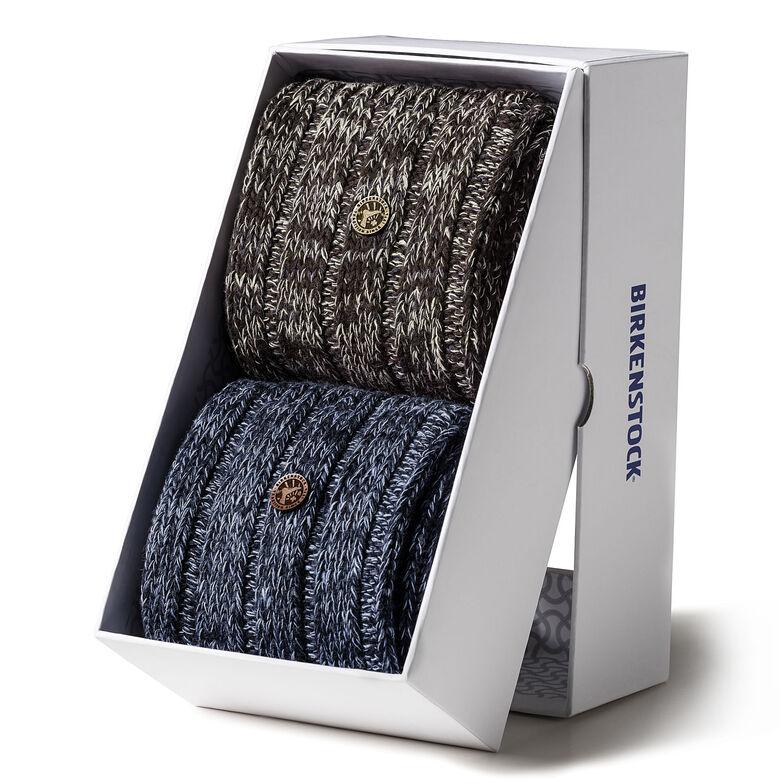 Giftbox Twist Brown/Blue