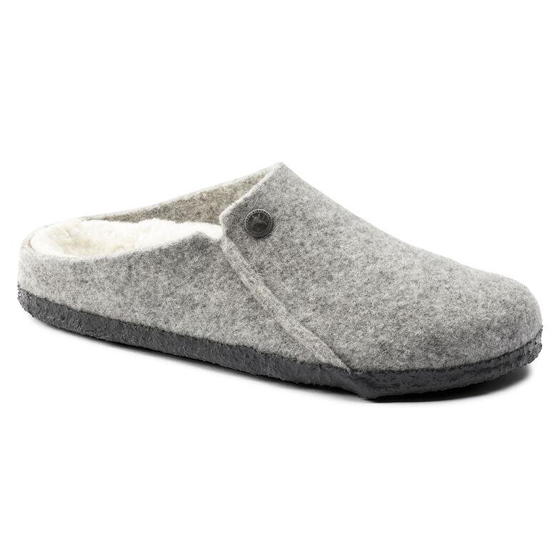 Zermatt Wool Felt Light Gray