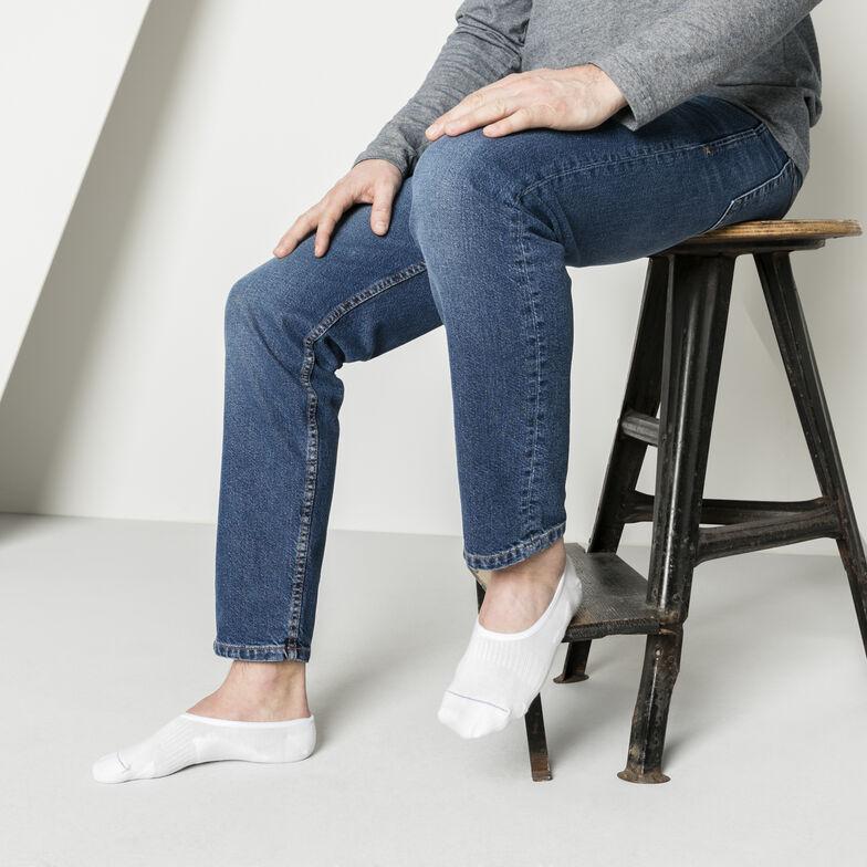 Cotton Cotton/Polyamid/Elastane White