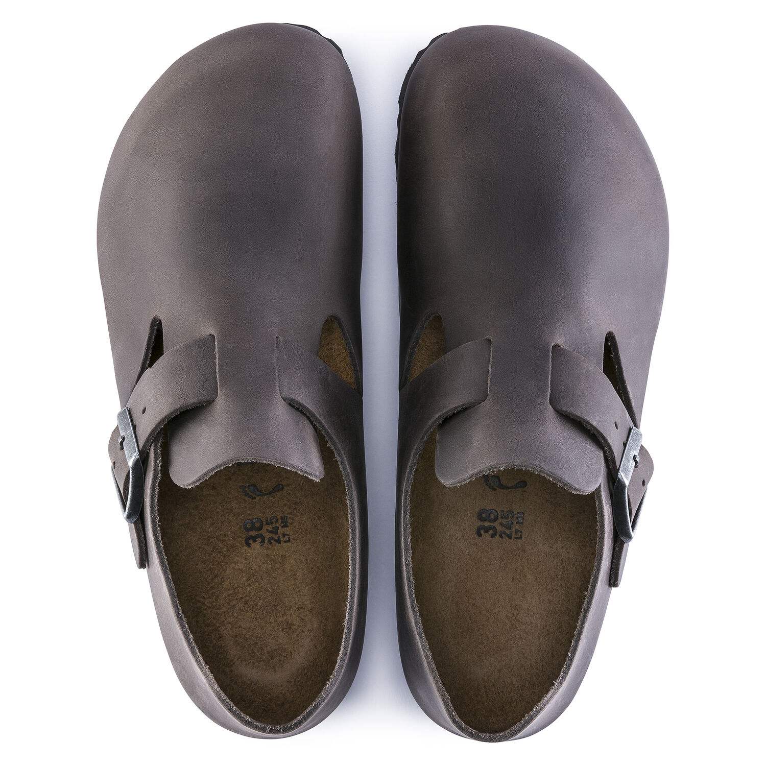 London Oiled Leather