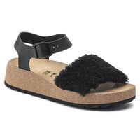 Glenda Natural Leather/Shearling
