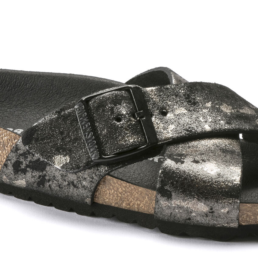 Siena II Suede Leather