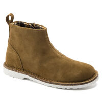 Melrose Suede Leather