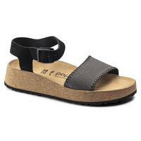 Glenda Suede Leather/Textile
