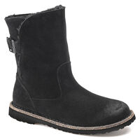 Upsalla Shearling Suede Leather