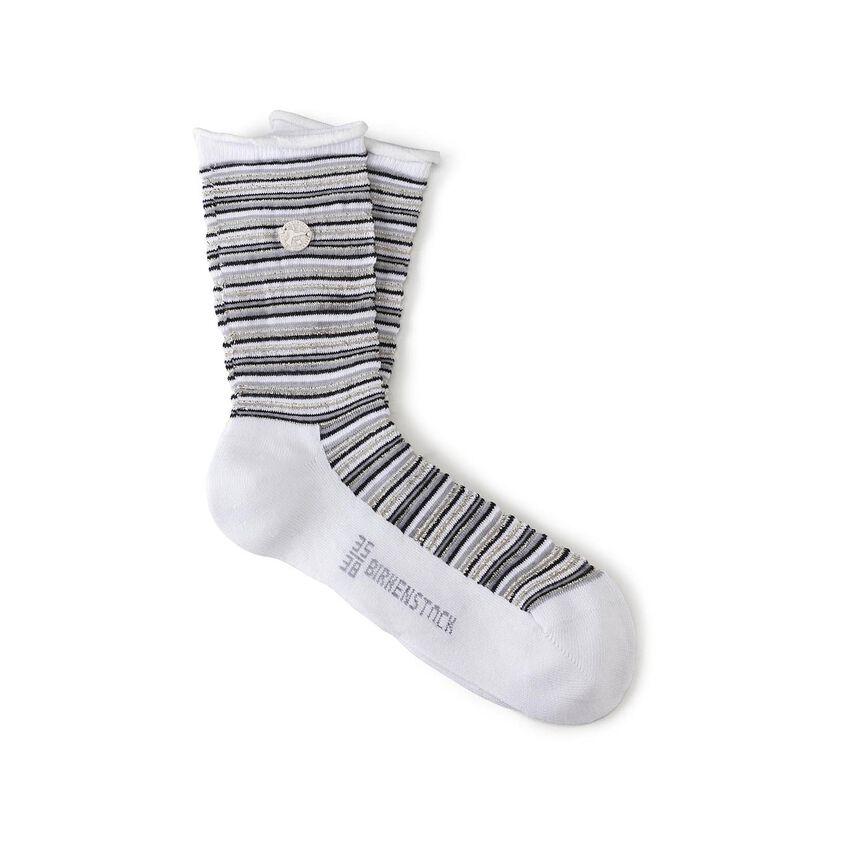 Socke Ibiza Gray White