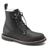 Bryson Shearling Nubuck Leather