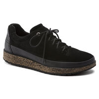 Honnef Low Suede Leather