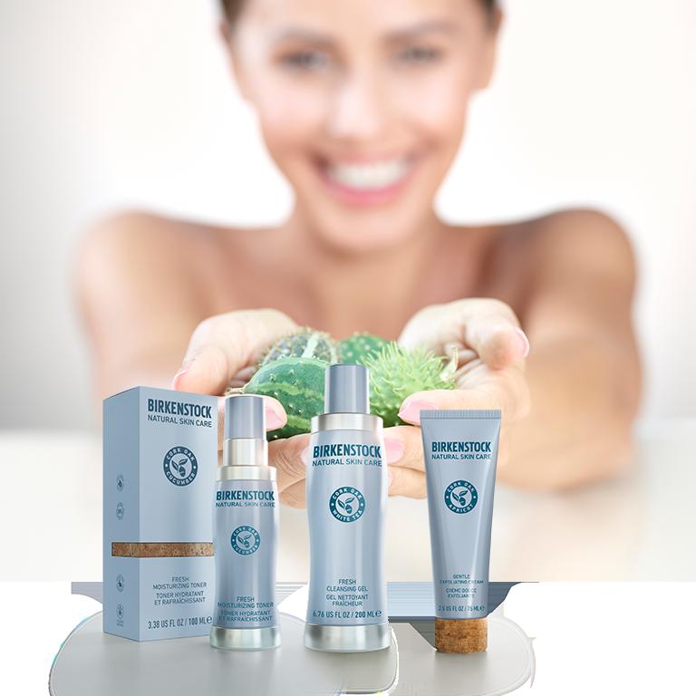 Natural Freshness Skin Care
