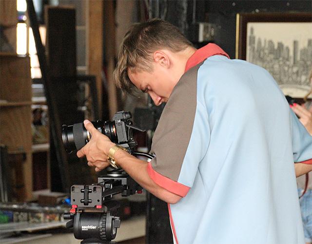 Cole Bennett, music video director
