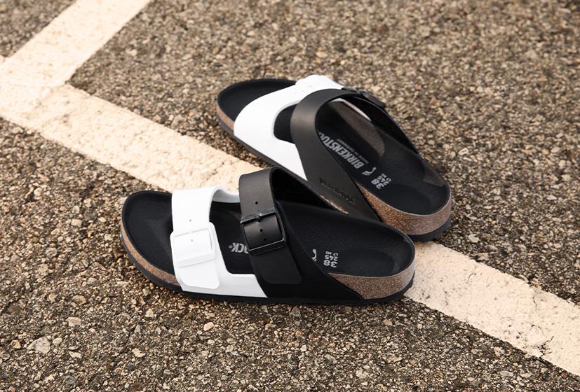 SHOP ARIZONA SPLIT BLACK/WHITE