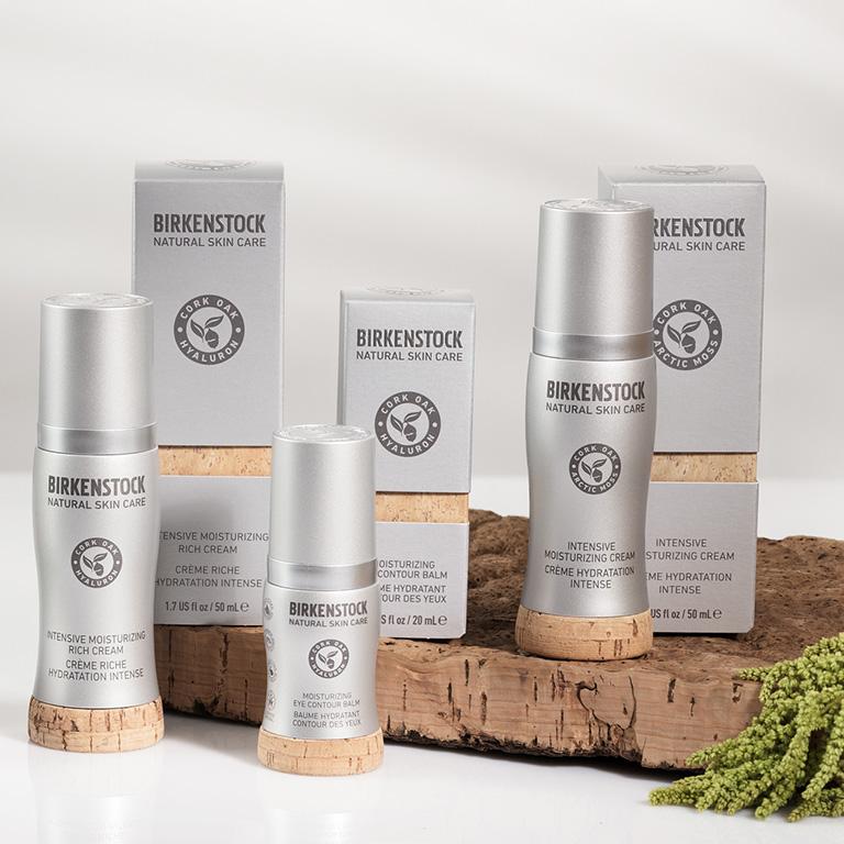 Natural Moisture Skin Care