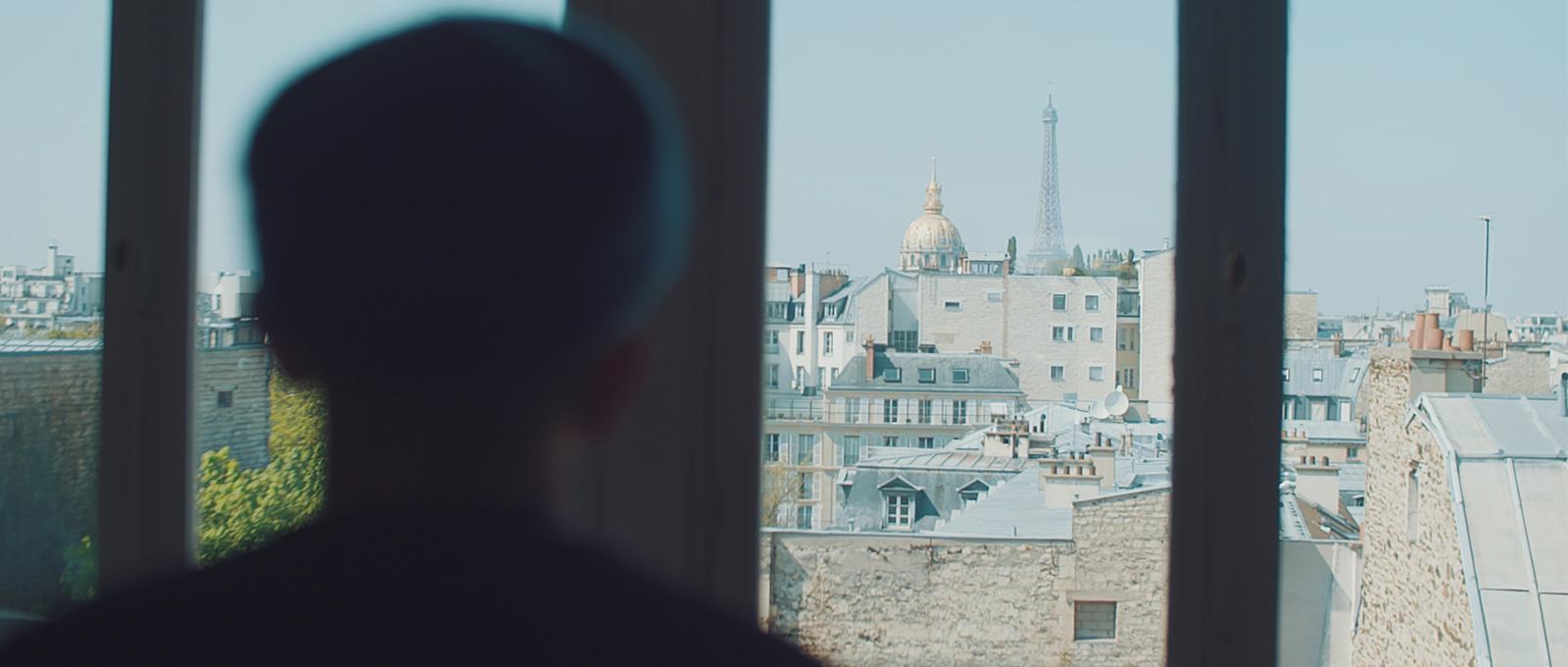 Ramdane Touhami in Paris