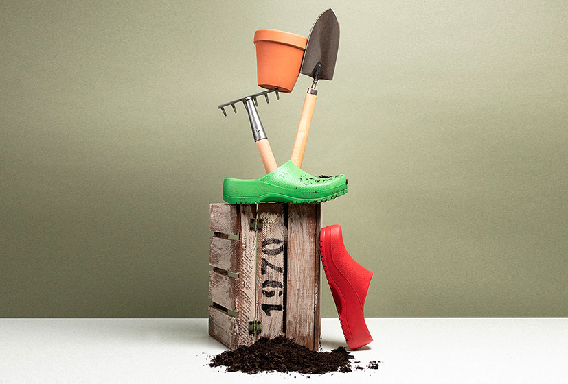 Gardening styles