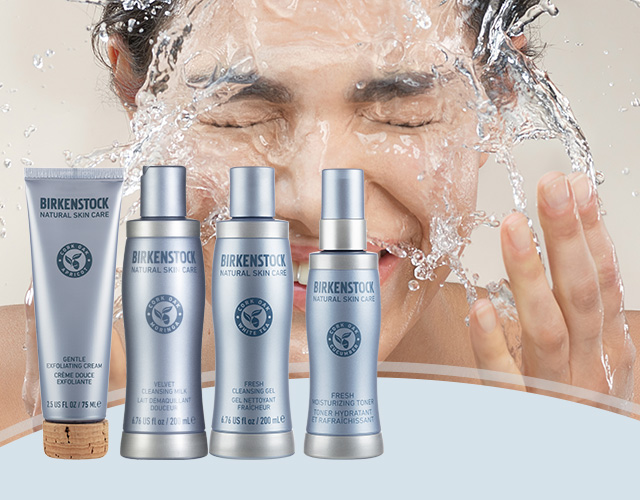 Natural Freshness Skin Care from BIRKENSTOCK
