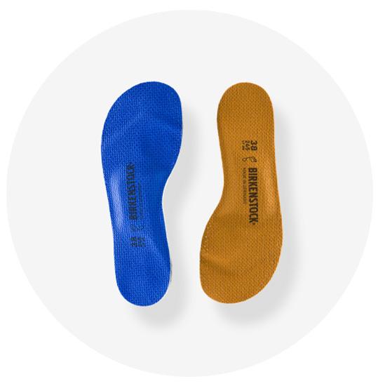 Insoles | shop online at BIRKENSTOCK