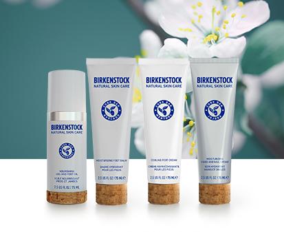 Natural Comfort skin care line
