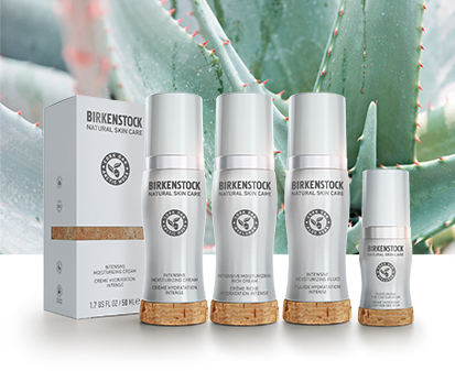 Natural Moisture Skin Care line