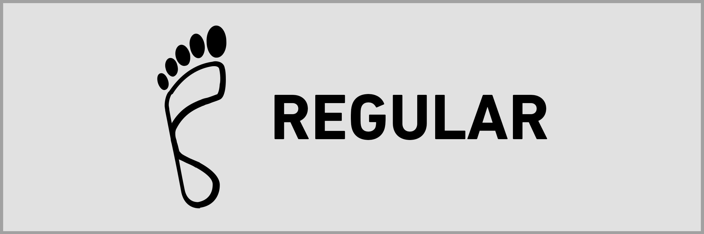 regular width icon