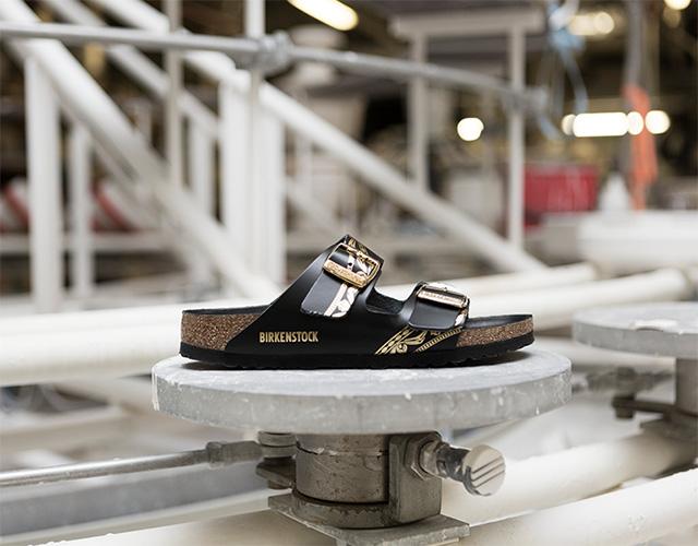 KPM sandal components from BIRKENSTOCK