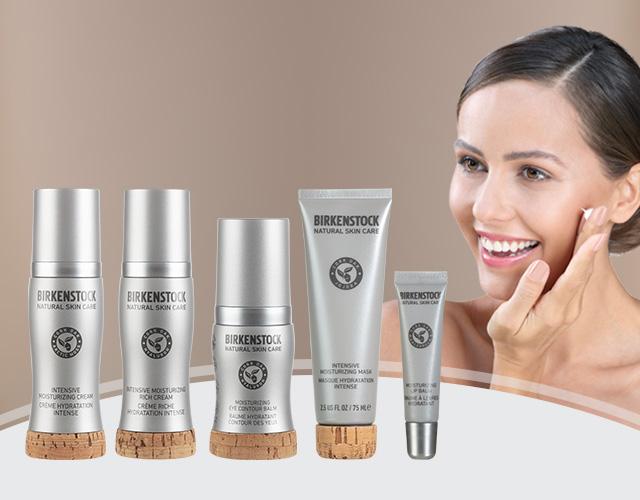 Natural Moisture skin care from BIRKENSTOCK