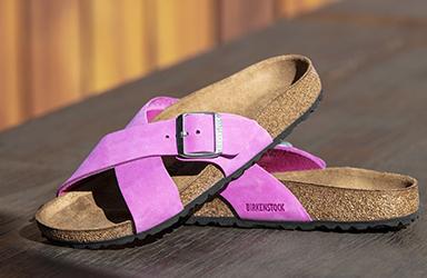 birkin slippers