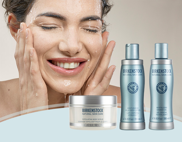 Natural Shapes Skin Care from BIRKENSTOCK