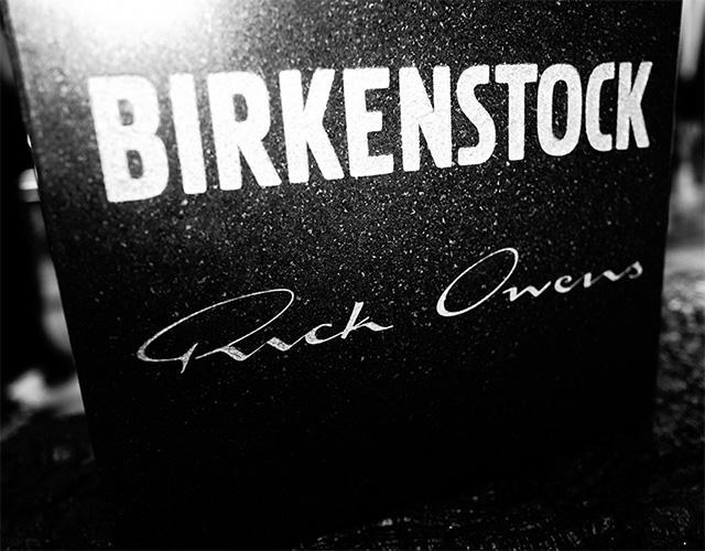 5d4c9587d7c3 BIRKENSTOCK x Rick Owens Season 2 Launch
