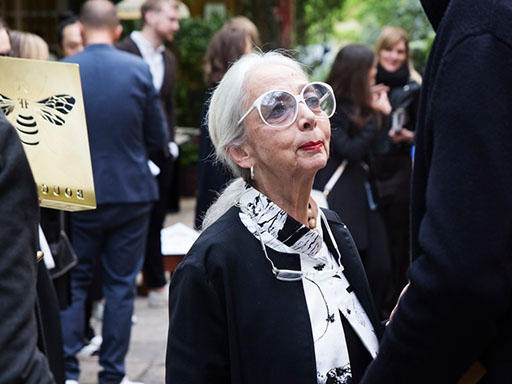 Rossana Orlandi at event