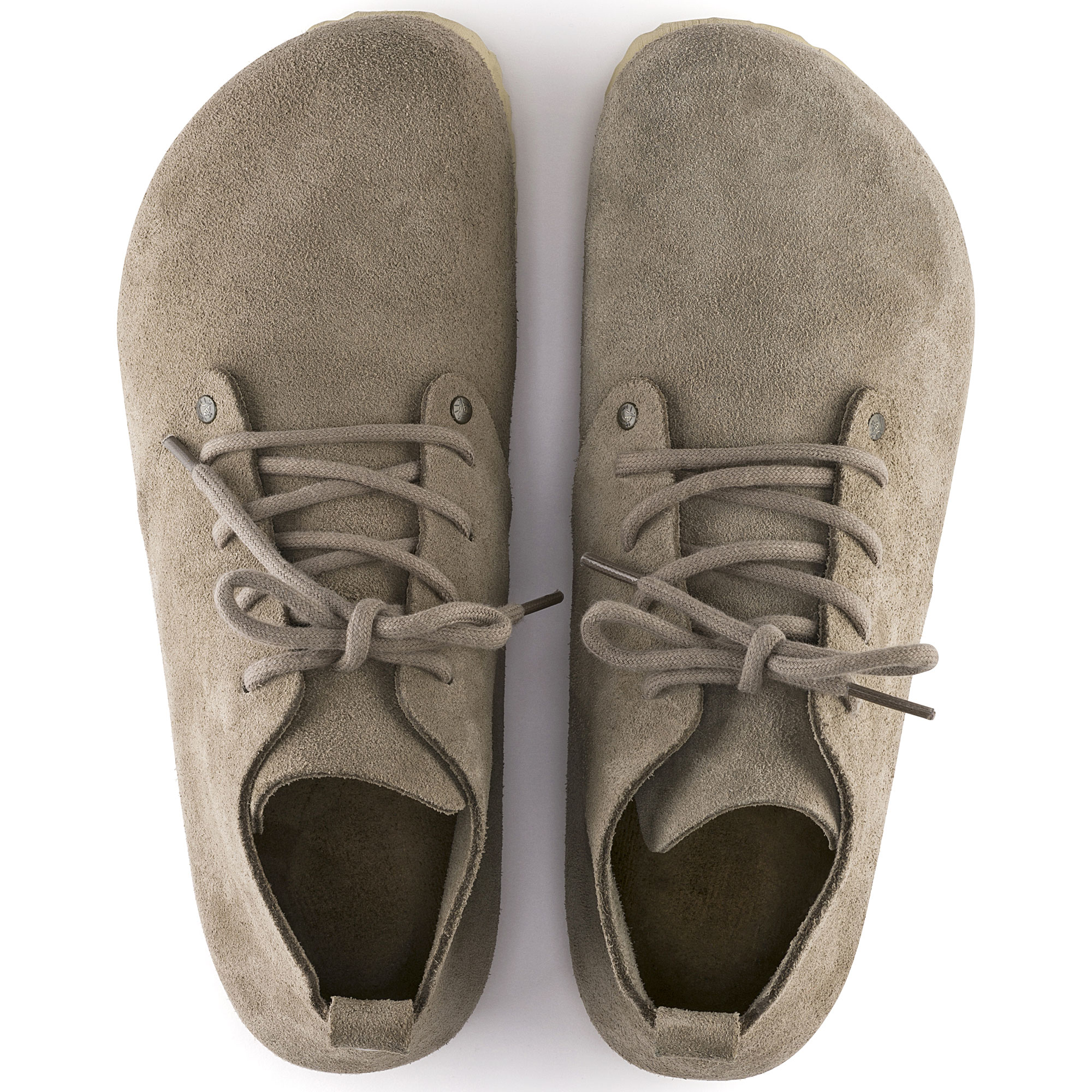 Dundee Suede Leather Taupe