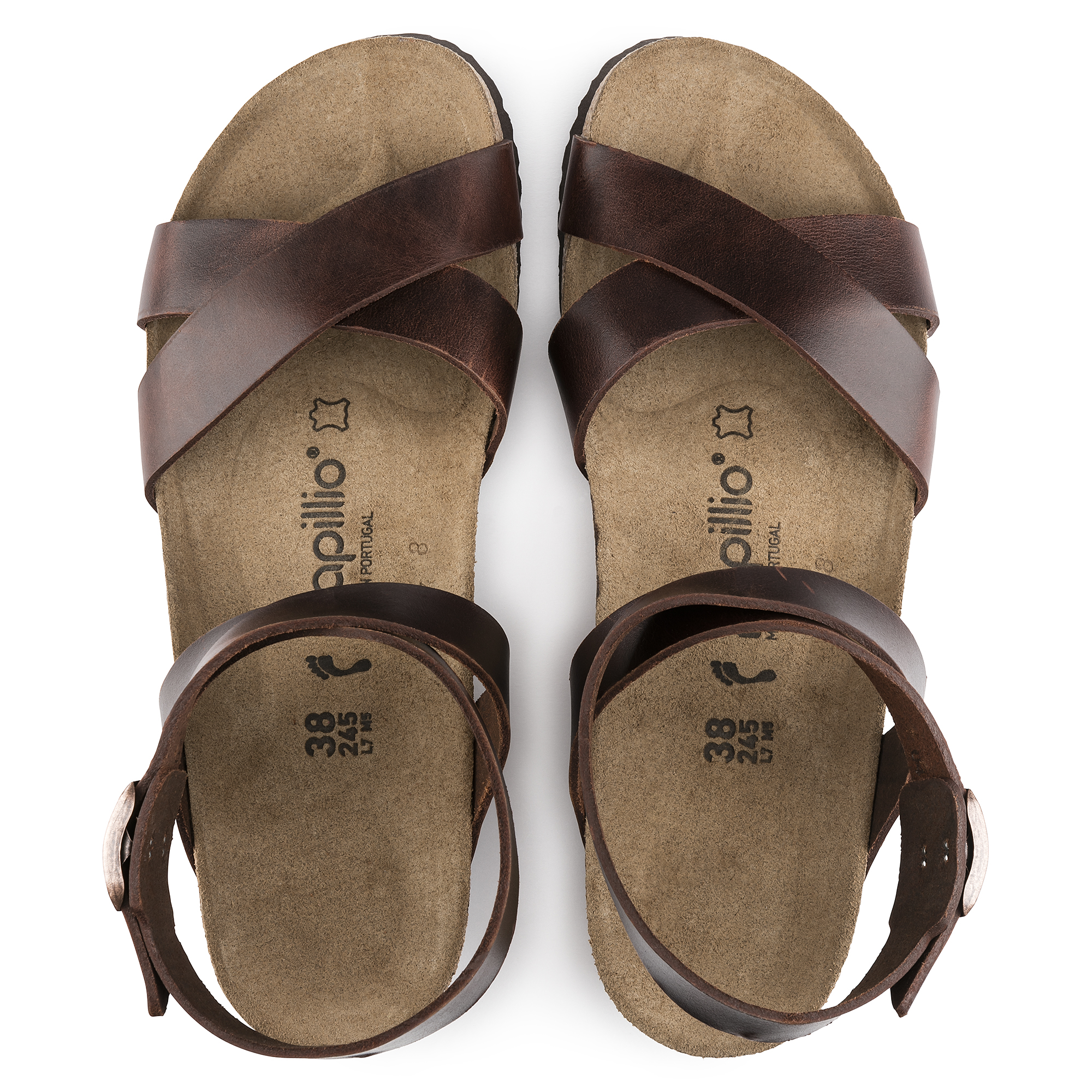22688f283ceb ... Lola Natural Leather Cognac ...