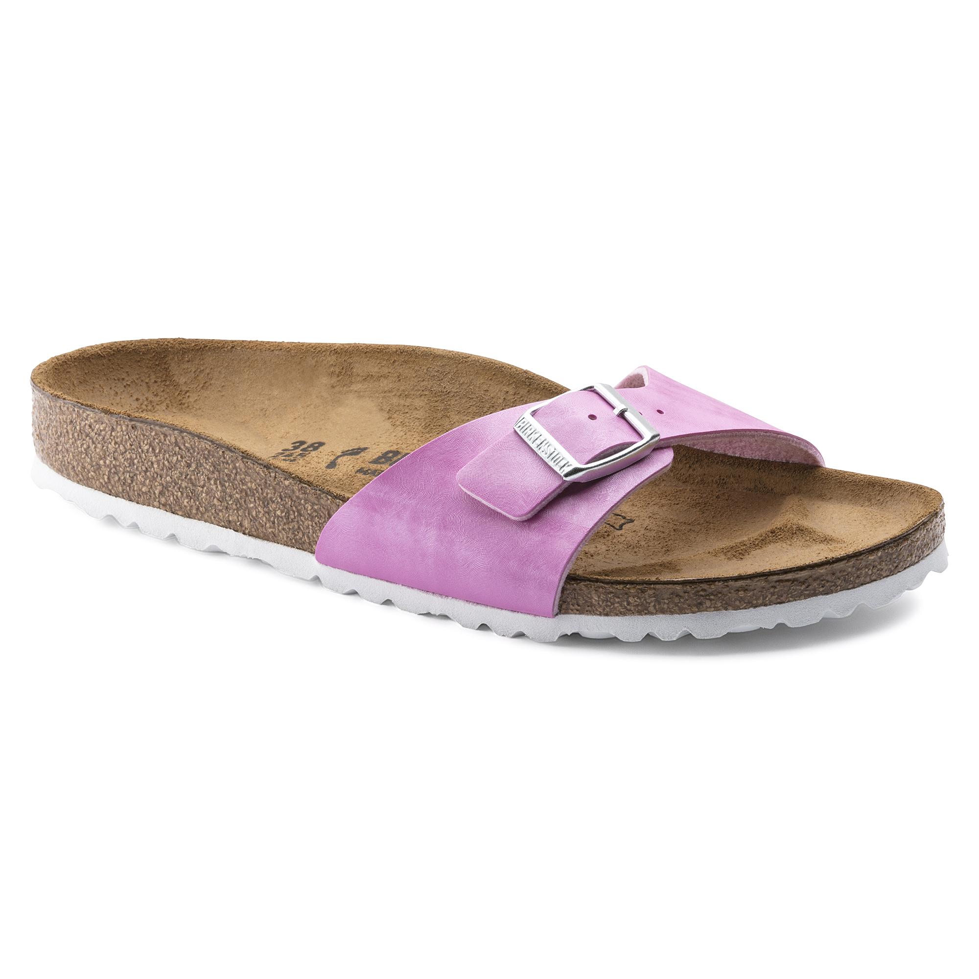 Birkenstock Zapatos Destalonados MadridBirko-Flor®Violeta vkE0giKhNw