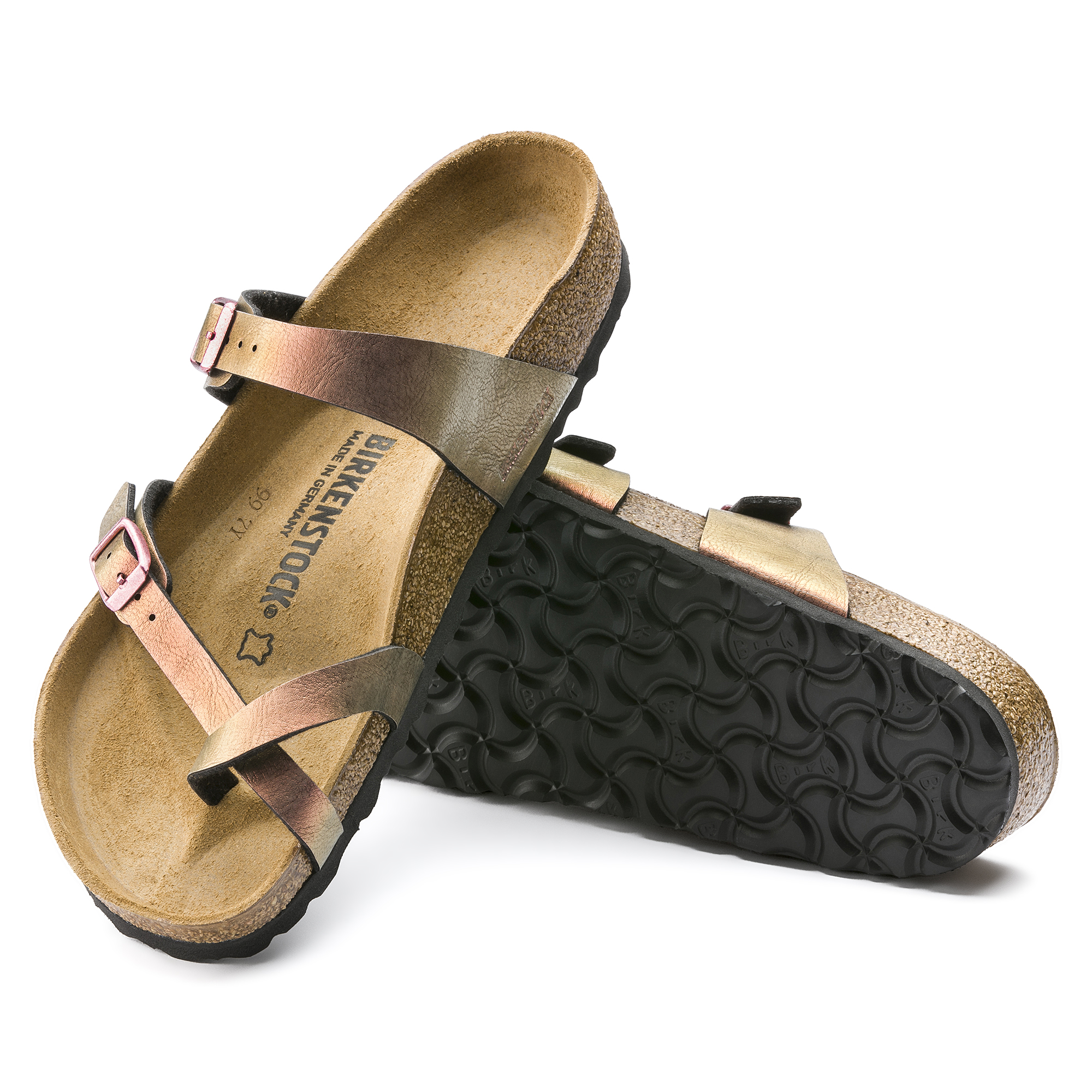 Birkenstock New Women's Mayari Sandal Graceful Gem Violet 37