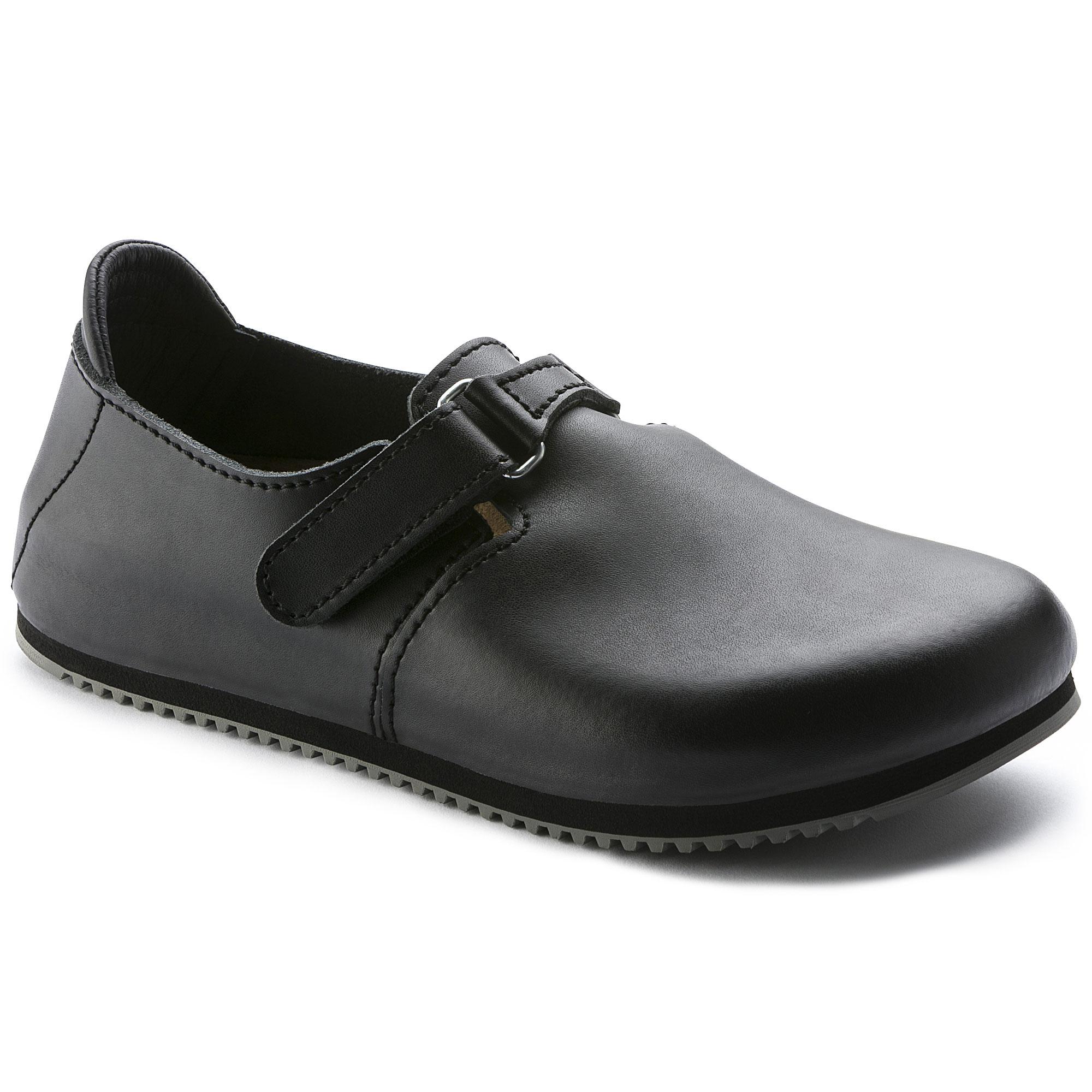 e90793c5c9b6 Linz Natural Leather Black ...