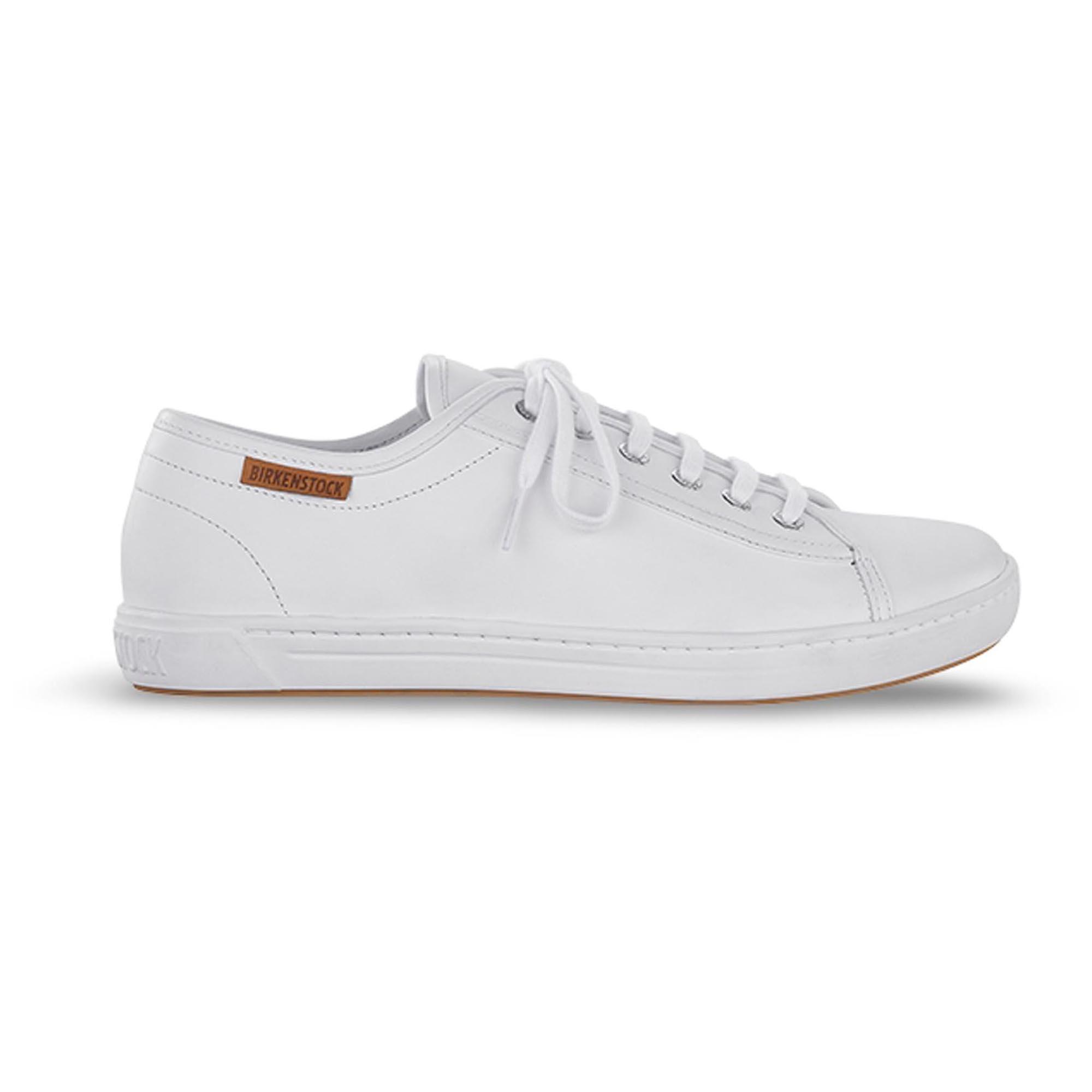 Arran Natural Leather White | shop